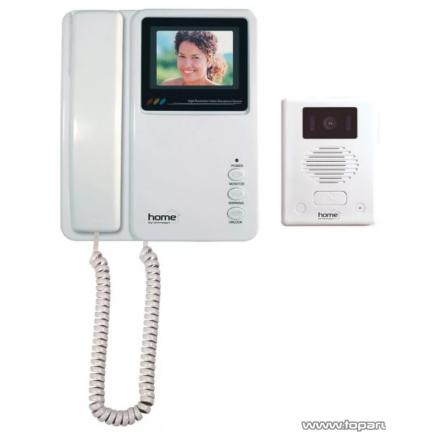 Home by Somogyi DPV 03 Vezetékes színes video-kaputelefon szett