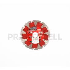 Modeco Heavy Duty MN-78-132 Gyémánt vágótárcsa szegmenses 115x22,23mm