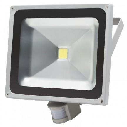 Phenom 18666C LED reflektor + mozgásérzékelő 50W