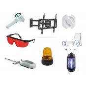Biztonsági, kényelmi felszerelések