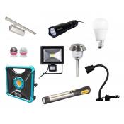 Lámpák, izzók, fényforrások