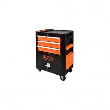 Tactix 326434 szerszámkocsi 3 fiókos - 1 ajtós 72x52x83,5 cm 39 kg