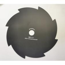 Vágótárcsa BBC-17-1 8 ágú, több típushoz használható 225x25.4x1.3 mm