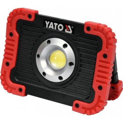Yato YT-81820 LED-es újratölthető reflektor